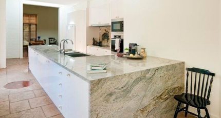 Marble Benchtop
